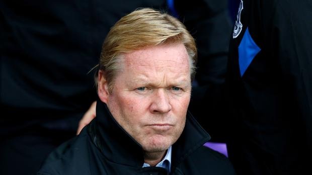 Ronald Koeman feels his Everton players deserve better results than they have been getting