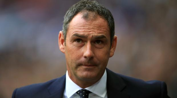 Swansea boss Paul Clement saw his side win at home for the first time this season - 2-0 against Huddersfield.