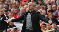 Jose Mourinho has said he will not finish his career at Manchester United