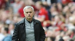 Jose Mourinho is committed to Manchester United until 2019