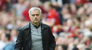 Jose Mourinho is committed to Manchester United until 2019. Photo: PA