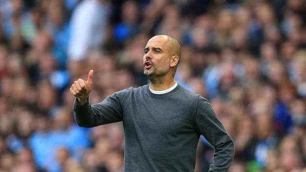 Pep Guardiola's Manchester City have made a superb start to the season
