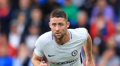 Gary Cahill is eager for Chelsea to respond quickly to the loss to Crystal Palace