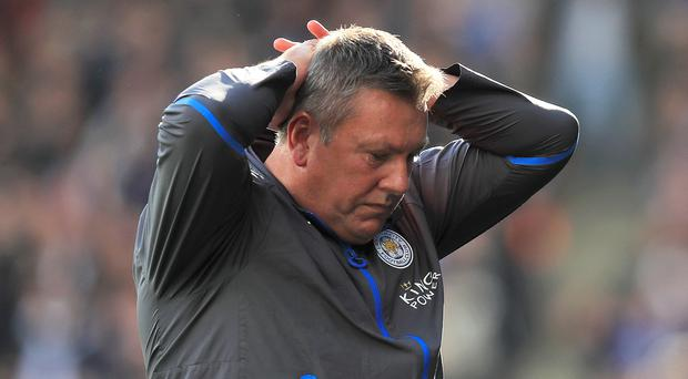 Craig Shakespeare sacked by Leicester