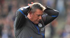 Craig Shakespeare has been dismissed by Leicester
