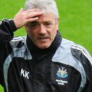 Kevin Keegan, pictured, quit as Newcastle manager over differences with owner Mike Ashley's regime