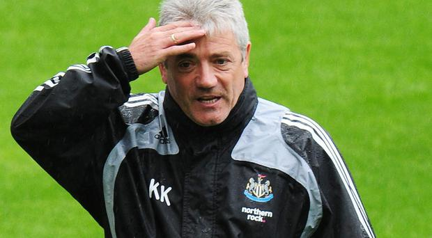 Kevin Keegan reveals why he dressed in disguise to get into St James' Park