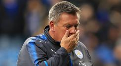 Craig Shakespeare lasted four months as Leicester's permanent manager