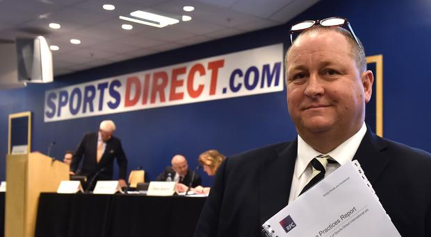 Timeline of Mike Ashley's ownership of Newcastle