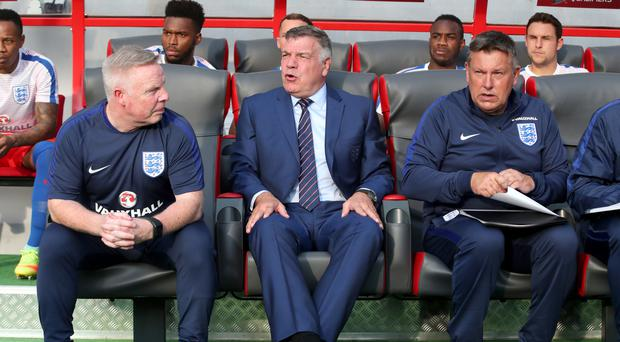 Contenders for the Leicester manager's job
