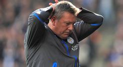 Speculation is rife over who might replace sacked Leicester manager Craig Shakespeare