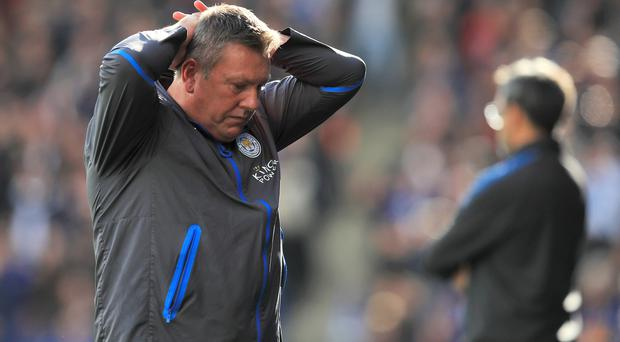 Leicester start drawing up list of contenders to replace Craig Shakespeare