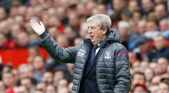 Roy Hodgson's Crystal Palace next visit Newcastle in the Premier League