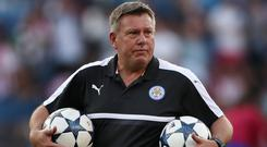 Craig Shakespeare was sacked by Leicester on Tuesday