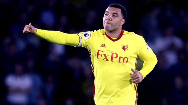 Watford captain Troy Deeney hit out at Arsenal following his side's dramatic victory last weekend