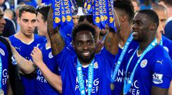 Swansea's Nathan Dyer became a Premier League title winner during a loan spell at Leicester