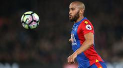 Andros Townsend on Saturday returns to Newcastle with Crystal Palace