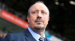 Newcastle manager Rafael Benitez is refusing to be caught up in takeover talk