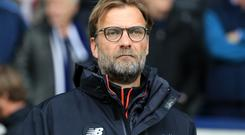 Jurgen Klopp's Liverpool have the second worst defensive record in the top 14 teams in the Premier League