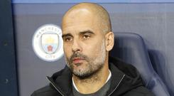 Pep Guardiola accepts Manchester City cannot maintain their brilliant form indefinitely
