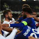 Ashley Williams says the midweek melee against Lyon will not prevent Everton taking the fight to Arsenal