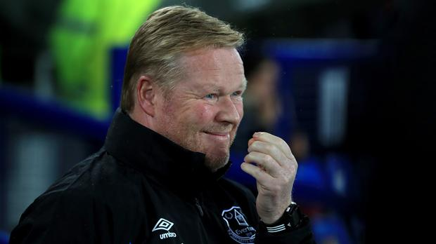 Pressure is mounting on Ronald Koeman