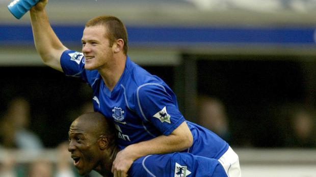 Wayne Rooney became the Premier League's first 16-year-old scorer in 2002.