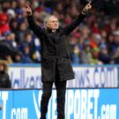 Manchester United manager Jose Mourinho was not impressed by his team at Huddersfield