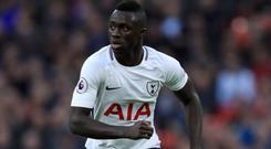 Davinson Sanchez joined Tottenham from Ajax in the summer