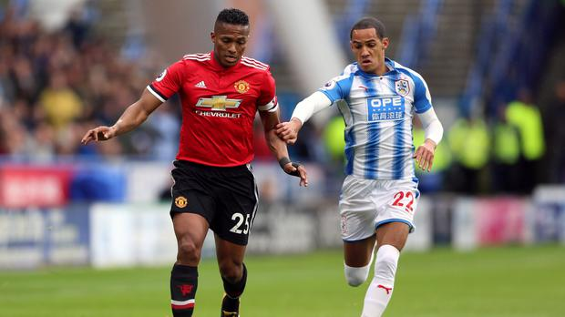 Tom Ince played a part in Huddersfield's shock win on Saturday