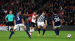 Southampton's Sofiane Boufal scored a stunning solo goal against West Brom