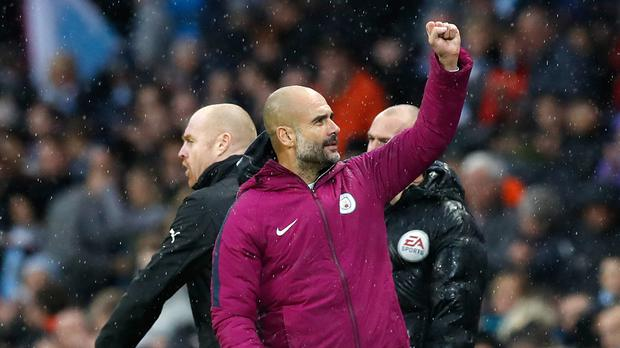 Manchester City manager Pep Guardiola accepts his side will lose sooner or later