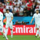 England were knocked out of the 2014 World Cup at the group stage