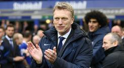 David Moyes has been tipped for a return to Everton