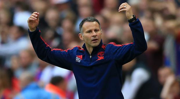 Ryan Giggs is the new Wales manager