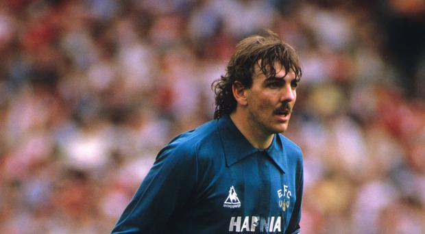 Neville Southall spent 17 years as a player at Everton
