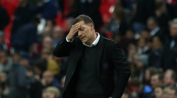 West Ham manager Slaven Bilic witnessed a spectacular fightback at Tottenham
