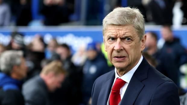 Arsenal manager Arsene Wenger's performance will be reviewed at the end of the season