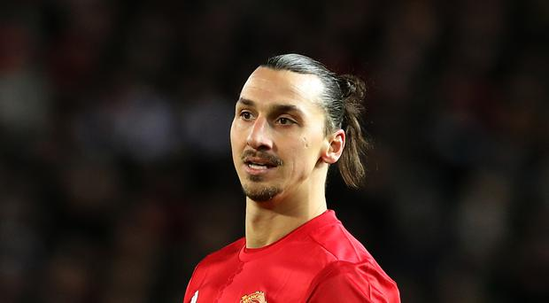 Zlatan Ibrahimovic is determined to finish his career on his terms