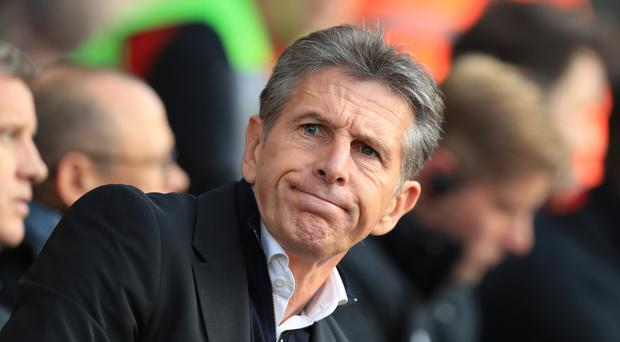 Claude Puel is the new man in charge at Leicester
