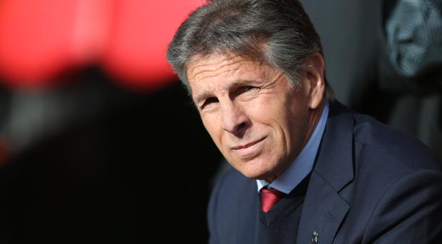 Claude Puel has offered reassurances to two members of his Leicester squad