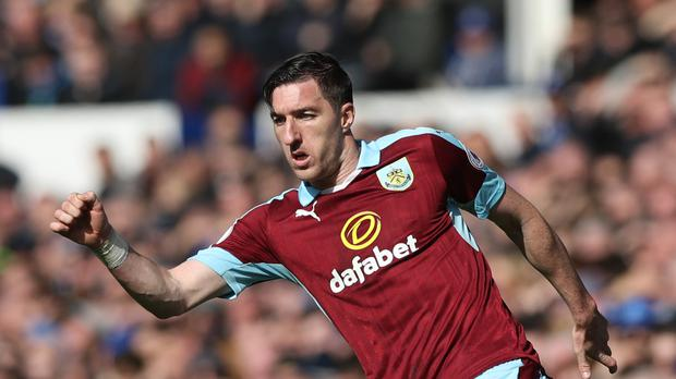 Stephen Ward's Burnley have taken five points from four home fixtures so far