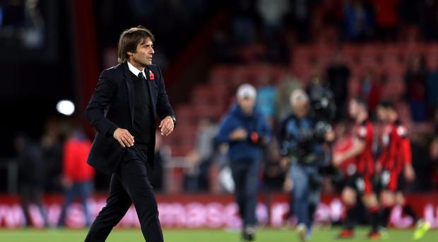 Antonio Conte accepts Chelsea still have a lot of work to do