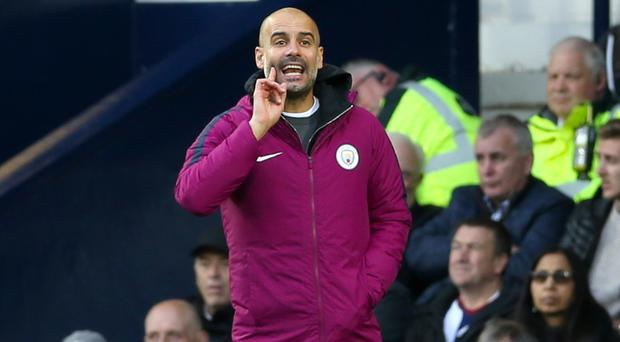 Pep Guardiola has switched his focus to Napoli