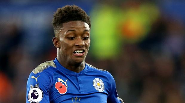 Leicester's Demarai Gray has signed a new contract until 2021