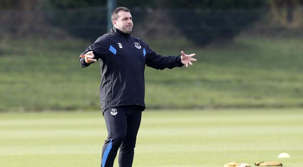 David Unsworth hopes home advantage can help Everton end their losing run against Watford