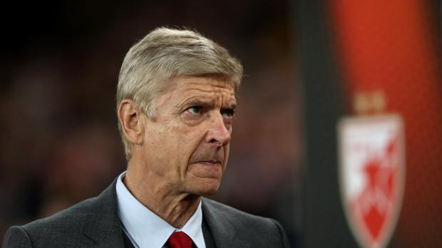 Arsene Wenger is confident his team can match Manchester City on Sunday