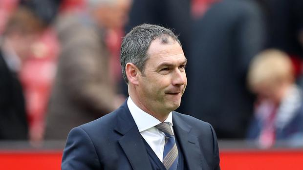 Paul Clement is not yet worried about Swansea's league position