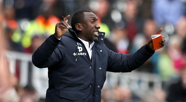 Jimmy Floyd Hasselbaink, pictured, says Romelu Lukaku must be 'mentally strong'