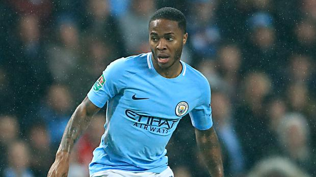 Raheem Sterling has impressed in the early part of the season